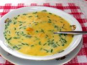 Pumpkin Soup for Children