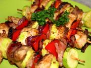Actifry Chicken skewers