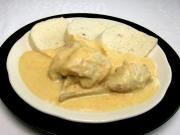 Rabbit in Cream Sauce