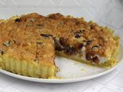 Plum Cake with Stevia