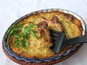 Oven-baked Pork Loin in Potato Pancake