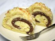 Roulade with Egg Liqueur