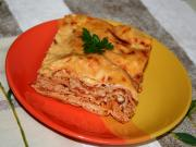 Lasagne with fine bechamel