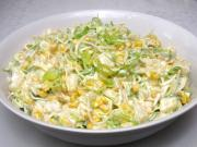 Celery fit salad