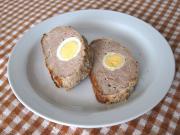 Meatloaf with Egg