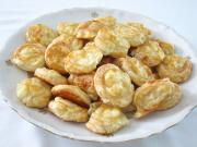 Slovak Cheese Salty Bread Pastry