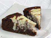 Cream cheese cocoa cake