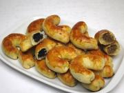 Walnut and Poppyseed Crescents