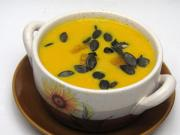 Creamy Hokkaido soup