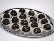 Poppy raw balls