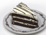 Mascarpone cream slices