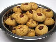 Cardamom Indian biscuit