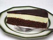 Cottage cheese dessert Miša řezy - slices