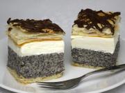 Poppy dessert (krémeš)