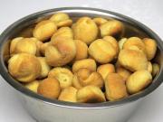 Baked bobáľky