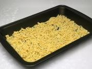 Semolina soup noodles