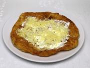 Potato lángos