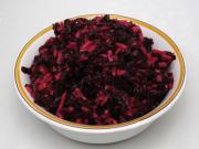 Apple-beet salad