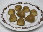 Marzipan triangles biberle