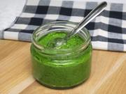 Pesto from ramsons