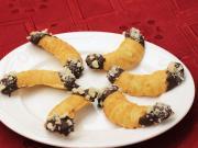 Marzipan rolls